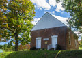 Salem Methodist Church, Craig County, VA, USA Royalty Free Stock Photo