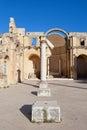 Salemi ruins, Sicily Royalty Free Stock Photo
