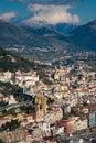 Salerno Fotografía de archivo libre de regalías