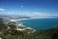 Salerno gulf Royalty Free Stock Photo