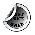 Sales a black and white icon with black text for Stock Photos