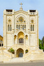 Salesian Church of Jesus the Adolescent,  Nazareth Royalty Free Stock Photo