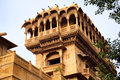 Salim singh ki haveli in jaisalmer india Royalty Free Stock Photography