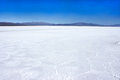 Salinas Grandes, in Jujuy, Argentina Stock Photo