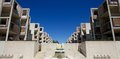 The Salk Institute (Front View) Royalty Free Stock Photography