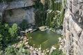 Sallent cascade