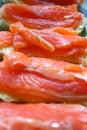 Salmon. Royalty Free Stock Photos