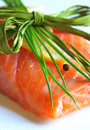 Salmon Stock Image