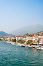 Salo (Lake Garda, Italy) Royalty Free Stock Images