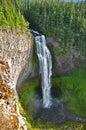 Salt Creek Falls Royalty Free Stock Photo