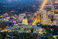 Salt Lake City Utah Royalty Free Stock Photo
