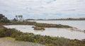 Salt Lakes at Rottnest Island