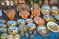 Salta province surrounds jujuy picture of handmade souvenirs from Stock Photos