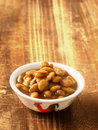 Salted fermented soy beans Stock Images