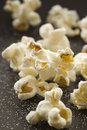 Salted Popcorn Stock Images
