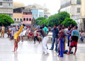 Salvador da bahia capoeira brazil são de todos os santos and known as or is the largest city and the third largest urban Royalty Free Stock Images