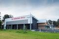 Salvation army new headquarters of leongatha corp australia Stock Photography