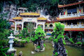 Sam Poh Tong Temple Royalty Free Stock Photo
