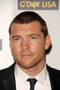 Sam Worthington Stock Photos