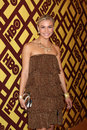 Samaire armstrong arriving at the hbo post golden globe party at circa at the beverly hilton hotel in beverly hills ca on january Royalty Free Stock Image