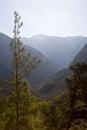 Samaria Gorge Canyon, Crete, Greece