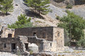 Samaria gorge at Crete island in Greece Stock Images