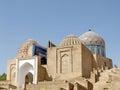 Samarkand Shakhi-Zindah the Mausoleums September 2007