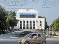 Samarkand the Theater September 2007