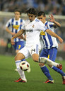 Sami Khedira of Real Madrid Stock Image