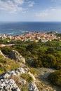 Samos island. Royalty Free Stock Photo