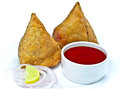 Samosa Royalty Free Stock Photo