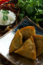 Samosa Royalty Free Stock Photography