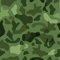 Sample seamless camouflage in the colors of the Stock Photos