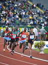 Samsung Diamond League -Eugene, OREGON Royalty Free Stock Images