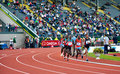 Samsung Diamond League -Eugene, OREGON Stock Images