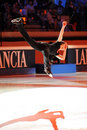 Samuel Contesti at 2011 Golden Skate Award Stock Photography