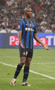 Samuel Eto'o, soccer player Royalty Free Stock Image