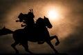 Samurai Royalty Free Stock Photo