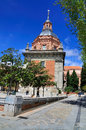 San andres church madrid spain Stock Photos