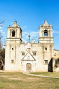 San Antonio Mission Royalty Free Stock Photography