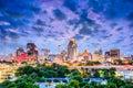 San Antonio, Texas, USA Royalty Free Stock Photo