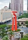 San Antonio - The Torch of Friendship