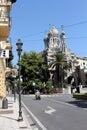 San basilio church in san remo italy orthodox liguria Royalty Free Stock Image