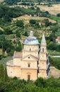 San Biagio of Montepulciano, Tuscany, Italy