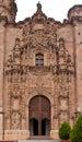San Cayetano de Valenciana Church Guanajuato Royalty Free Stock Photo