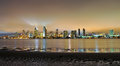 San Diego California Skyline Royalty Free Stock Image