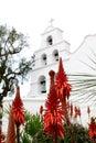 San Diego Mission Royalty Free Stock Photo