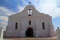 San Elizario Chapel Royalty Free Stock Photo
