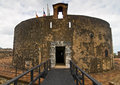 San Felipe Castle Dome Royalty Free Stock Image