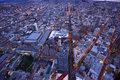 san francisco aerial view Royalty Free Stock Photo
